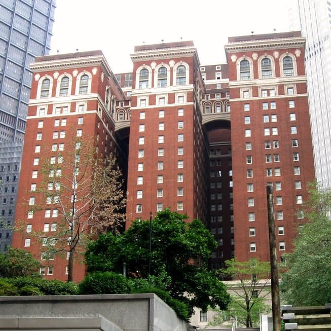 Omni William Penn Pittsburgh
